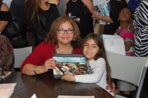 Book signing at Ruiz Healy Gallery